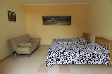 Twin standard rooms - Geghadir  - Bed & Breakfast