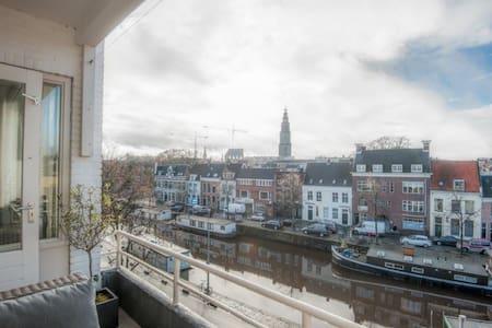 Beautiful apartment in downtown Groningen - Groningen - Apartment