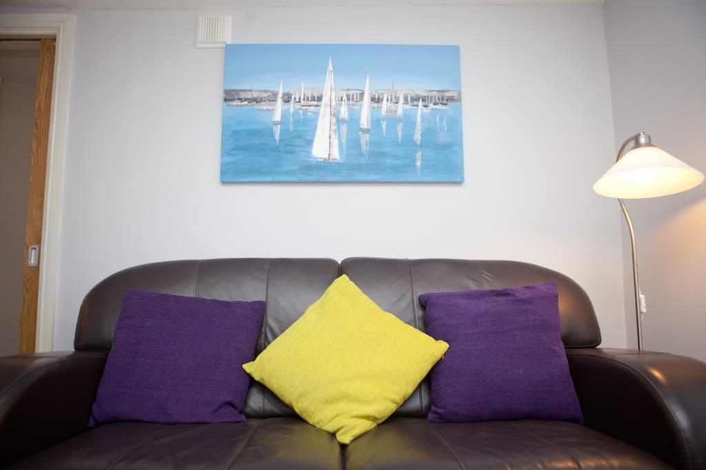 Apartment 6 - Sofa