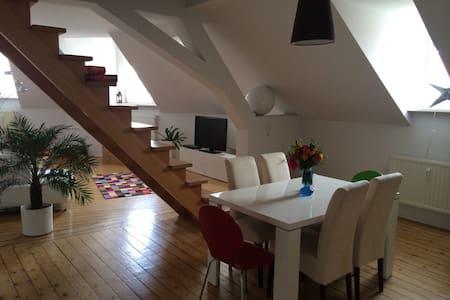 Wunderschöne zentrale Loft-Wohnung - Apartment