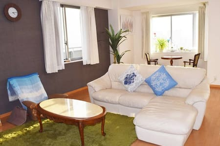 JR Shinagawa st 10 min by walk, Great Access - Minato-ku - Apartment