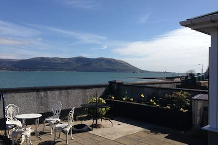 Seaside home by Carlingford Lough - Omeath
