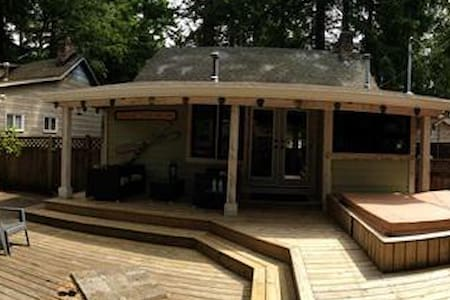 Room type: Entire home/apt Property type: Cabin Accommodates: 15 Bedrooms: 4 Bathrooms: 1.5