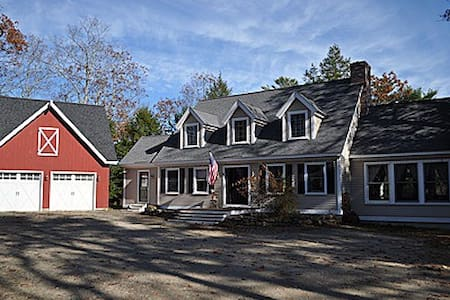 Custom home close to Popham Beach - Phippsburg - Haus