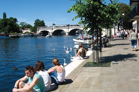Apartment in Kingston-upon-Thames, - Kingston upon Thames