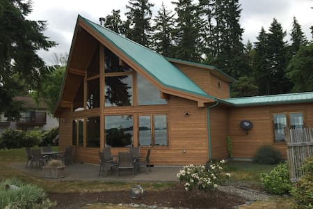 Beachfront Luxury on Case Inlet - Belfair - Ev