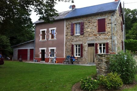 Wonderful countryhouse in Auvergne - Gouttières