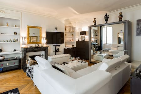 Charming flat Paris Opera-Bourse