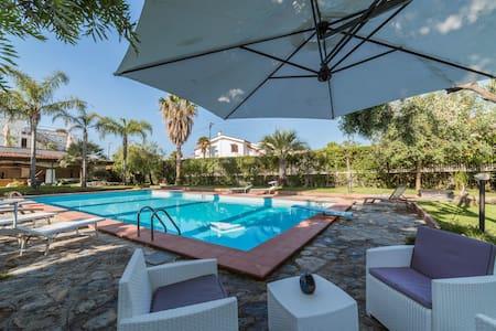 Villa Gio B&B de charme Speciale Estate....cilento - Bed & Breakfast