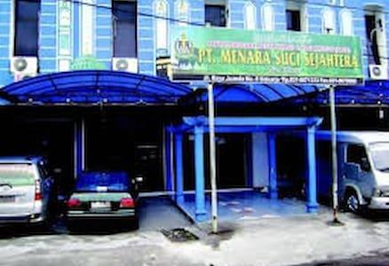 menarass hotel 2menit kebandara surabaya - Hele etagen