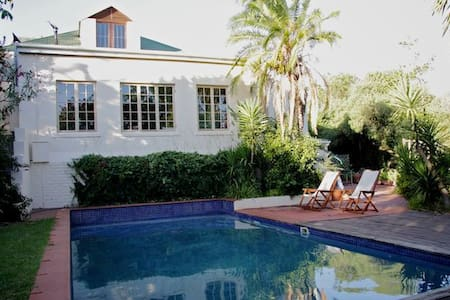 Spacious Self-catering Apartment, Winelands - Cape Town - Lejlighed
