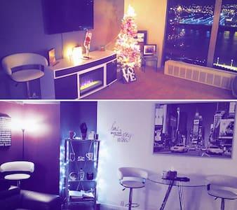 December Special- Best views in STL - 圣路易斯 - 公寓