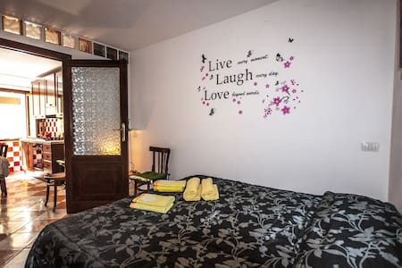 totally private apartment flamingo - Lejlighed