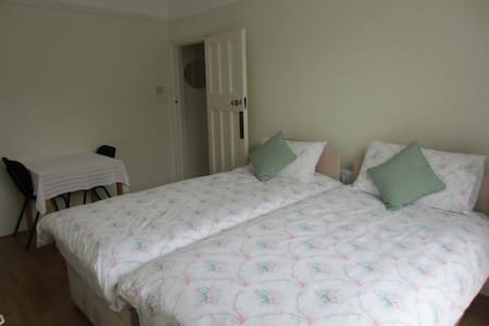 BrixtonTwin-Bed w/Private bh/room   - House