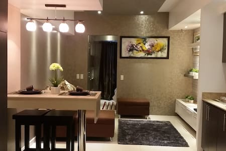 1BR Makati CBD interior design A0E4 - Apartment