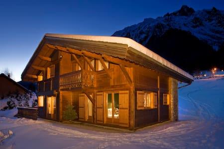 Chalet Shangri-la: 113703 - Chamonix-Mont-Blanc - Villa