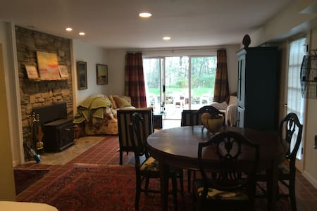 Private Suite on Historic Farm - Ellicott City - Casa
