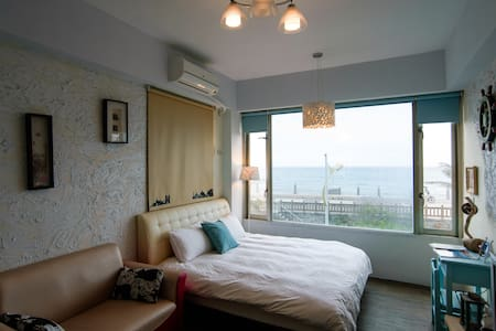 桑斯緹花蓮市區海景雙人套房 Suncity-Double Room - Lakás