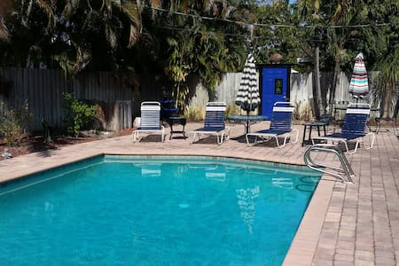 Private Master w/bath (and pool) - Fort Lauderdale - Casa
