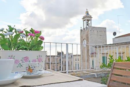 Nòstos-apulian apartment near Bari - Bed & Breakfast