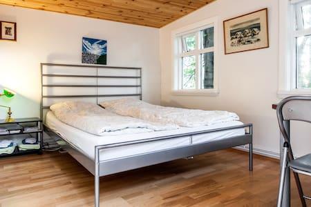 Small studio with kitchenette. - Reykjavík - Cabin