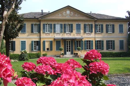 Villa Buttafava - suite Oro - Bed & Breakfast