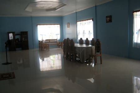 The price is $60/day entire house. - Tagbilaran - Bed & Breakfast