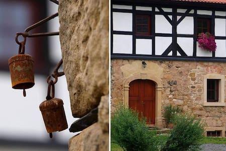 Rupaki to 200 letni dom sudecki - Bed & Breakfast