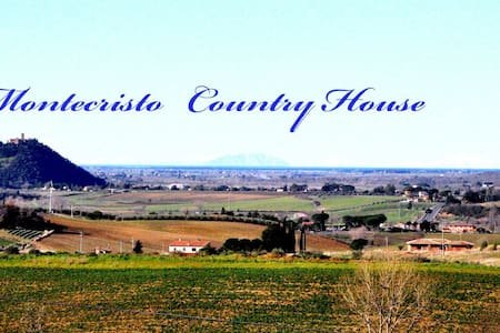 Montecristo country house 2 - Villa
