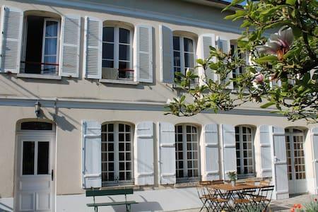 Chambre double dans belle maison - Saint-Étienne-du-Vauvray