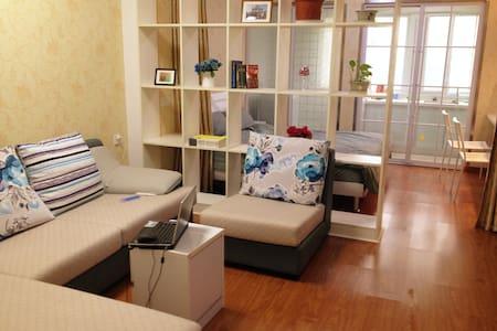 合肥二胖,位于港澳广场安医二附院两个肥宅经营的短租公寓 - Apartemen