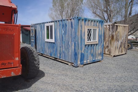 Container Cabin - Black Rock Desert, NV