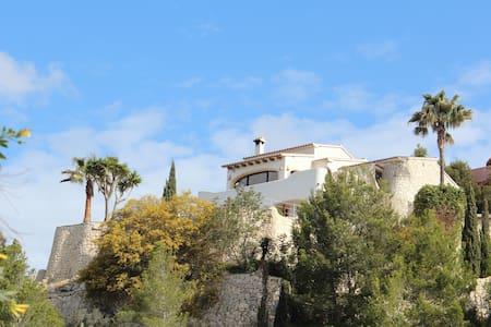 Classical  Romantic Seaview Villa