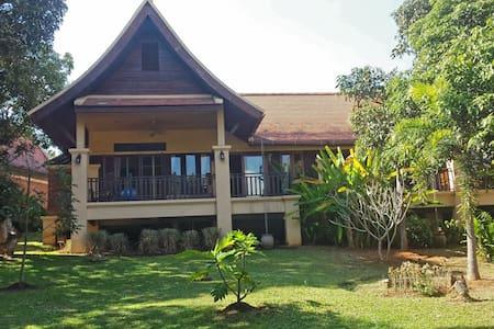 Exec 2bd Villa @ Spa/Pavana Resort - Mae Rim