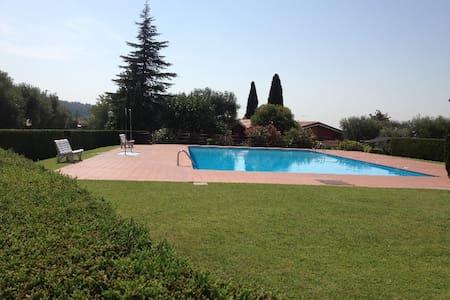 Villetta con giardino Lago di Garda - House