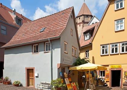 einzeln stehendes Fachwerkhaus - Wertheim