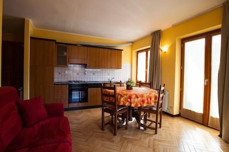 """Vista """"Monte Pora"""" in pieno centro - Castione della Presolana - Apartment"""
