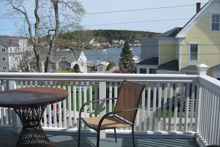 Milliner: Classic downtown living - Boothbay Harbor - Apartamento