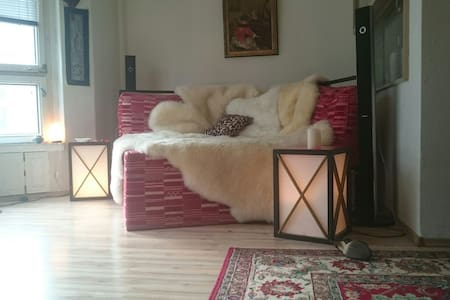 Cozy bedrm in the heart of city - Berlin - Apartment