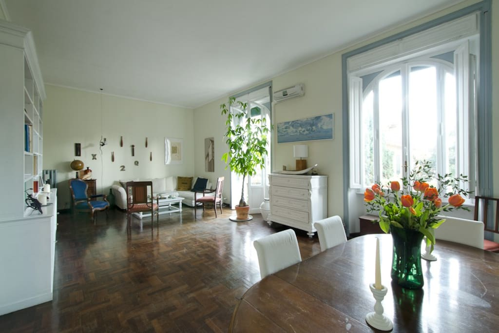 Beautiful apartment in Trastevere