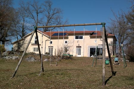 maison à la campagne - House