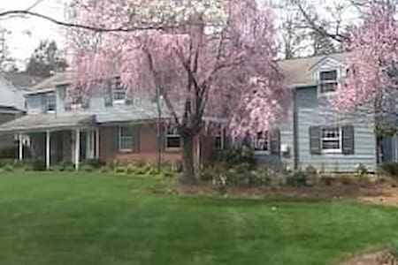 Spacious home for Papal Visit - Haddonfield - Casa