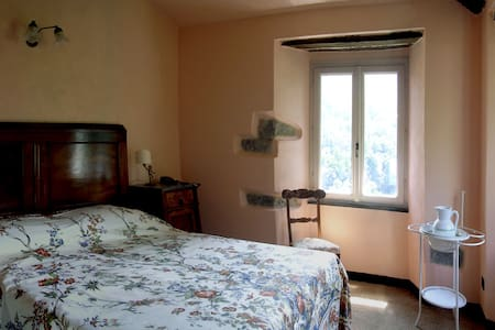 Camera Bellavista Valle - Borzonasca - Bed & Breakfast