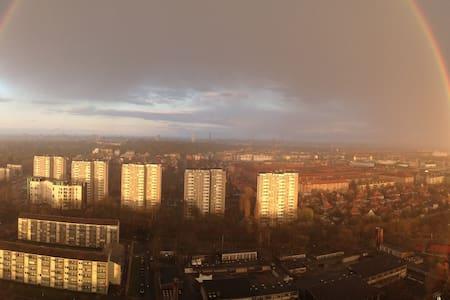 Amazing City View Apartment