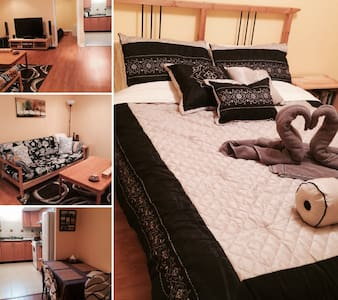 Spacious 1 bedroom appartment - Rumah
