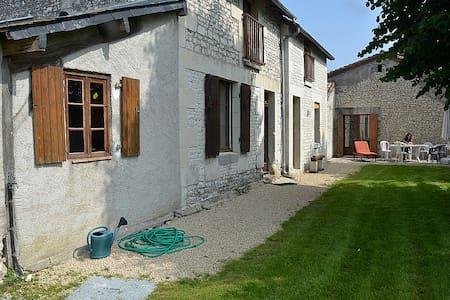 Lovely house near Loire Valley - Braslou