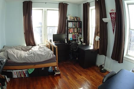 Clean/Big/Bright/Affordable Room!