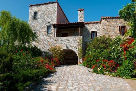 Elise Cottage,  Paradise in Mani - House