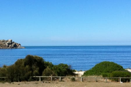 Blue Seas on The Esplanade - Victor Harbor - Lejlighed