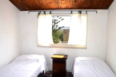 Abele2-Camera doppia- Double room - Marsala - Rumah
